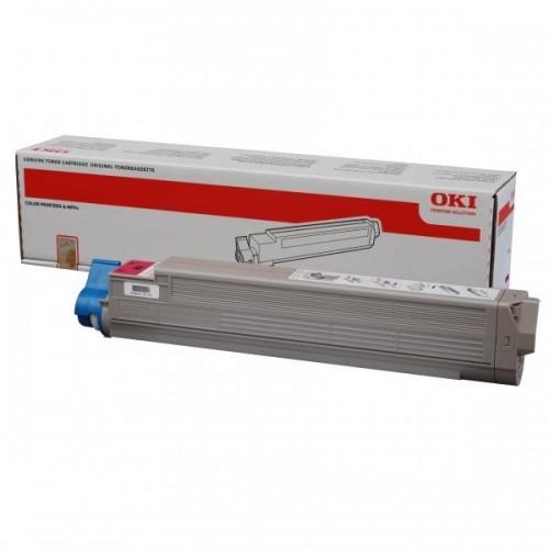Originální toner OKI 44036022 (Purpurový)