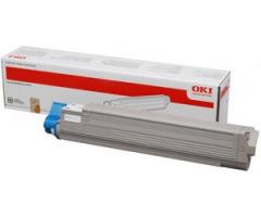 Toner do tiskárny Originální toner OKI 44036059 (Bílý)