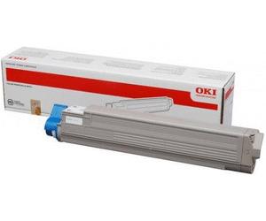 Originální toner OKI 44036059 (Bílý)