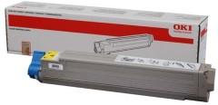 Toner do tiskárny Originální toner OKI 44036021 (Žlutý)