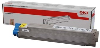 Originální toner OKI 44036021 (Žlutý)