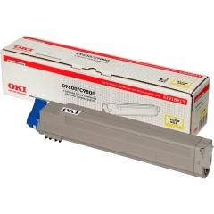 Toner do tiskárny Originální toner OKI 42918913 (Žlutý)