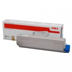 Toner do tiskárny Originální toner OKI 43837131 (Azurový)