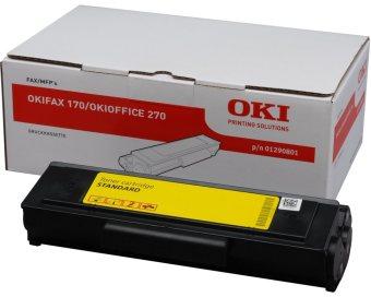 Originální toner OKI 01290801 (Černý)