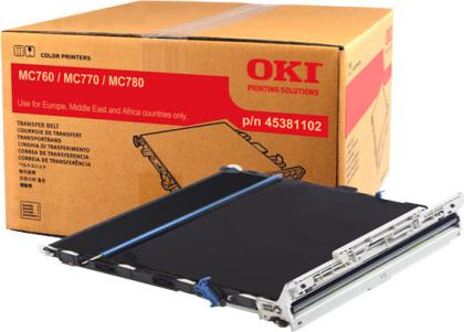 Originální pásová jednotka OKI 45381102