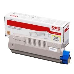 Toner do tiskárny Originální toner OKI 45396301 (Žlutý)