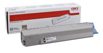 Originální toner OKI 44059168 (Černý)
