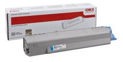 Toner do tiskárny Originální toner OKI 44059167 (Azurový)