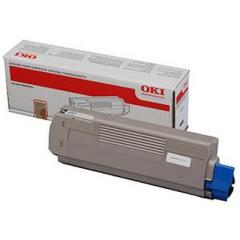 Toner do tiskárny Originální toner OKI 44059256 (Černý)