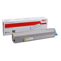 Toner do tiskárny Originální toner OKI 44059253 (Žlutý)