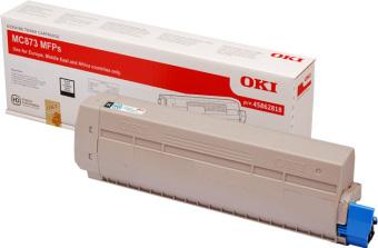Originální toner OKI 45862818 (Černý)