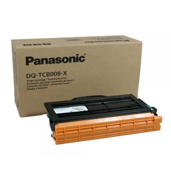 Originální toner Panasonic DQ-TCB008X (Černý)