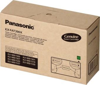 Originální toner Panasonic KX-FAT390X (Černý)