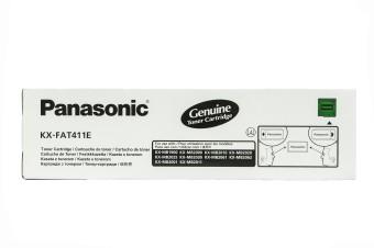 Originální toner Panasonic KX-FAT411E (Černý)