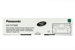 Toner do tiskárny Originální toner Panasonic KX-FAT88E (Černý)