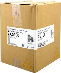Originální toner Ricoh 828403 (828226) (Žlutý)