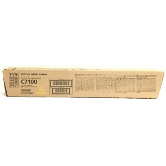 Originální toner Ricoh 828331 (Žlutý)