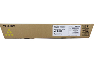 Originální toner Ricoh 842098 (Žlutý)