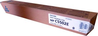 Originální toner Ricoh 841758 (842023) (Azurový)