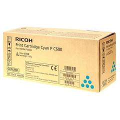 Toner do tiskárny Originální toner Ricoh 408315 (Azurový)