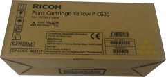 Toner do tiskárny Originální toner Ricoh 408317 (Žlutý)