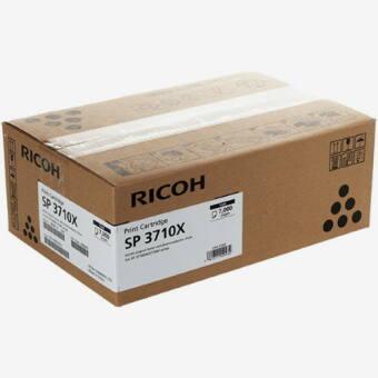 Originální toner s Ricoh 408285 (Černý)