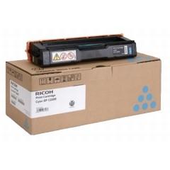 Toner do tiskárny Originální toner Ricoh 406053 (Azurový)