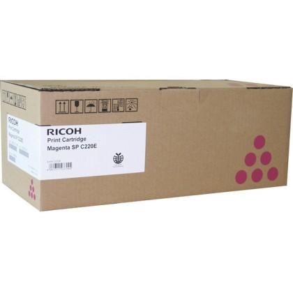 Originální toner Ricoh 406054 (Purpurový)