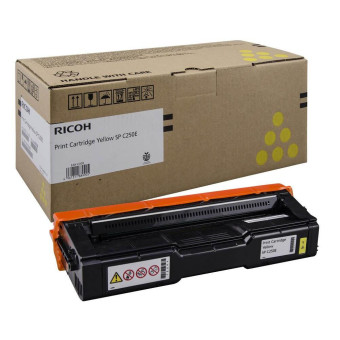 Originální toner Ricoh 407546 (Žlutý)