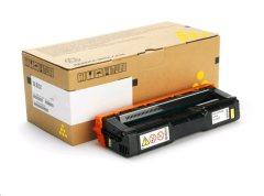 Toner do tiskárny Originální toner Ricoh 407719 (Žlutý)