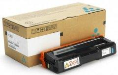 Toner do tiskárny Originální toner Ricoh 407532 (Azurový)