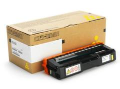 Toner do tiskárny Originální toner Ricoh 407534 (Žlutý)