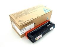 Toner do tiskárny Originální toner Ricoh 406349 (Azurový)
