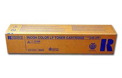 Originální toner Ricoh 888315 (Typ245HC-C) (Azurový)