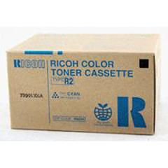 Toner do tiskárny Originální toner Ricoh 888347 (TypR2-C) (Azurový)