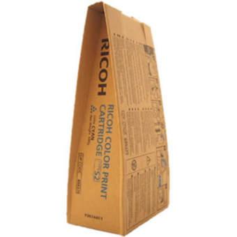 Originální toner Ricoh 888375 (Azurový)
