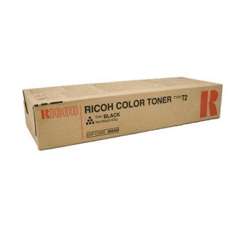 Originální toner Ricoh 888483 (TypT2-Bk) (Černý)
