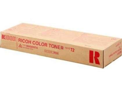 Originální toner Ricoh 888485 (TypT2-M) (Purpurový)