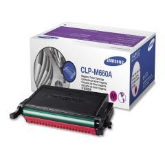 Toner do tiskárny Originální toner SAMSUNG CLP-M660A (Purpurový)