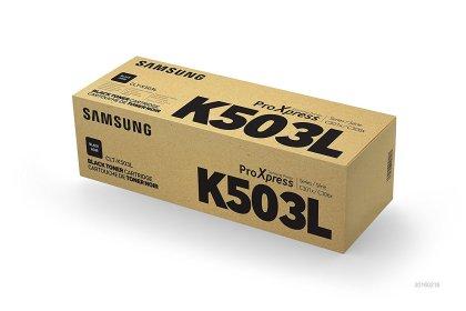 Originální toner Samsung CLT-K503L (Černý)