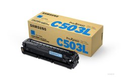 Toner do tiskárny Originální toner Samsung CLT-C503L (Azurový)