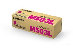 Toner do tiskárny Originální toner Samsung CLT-M503L (Purpurový)