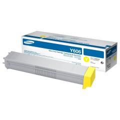 Toner do tiskárny Originální toner Samsung CLT-Y6062S (Žlutý)