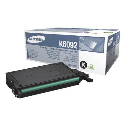 Originální toner Samsung CLT-K6092S (Černý)