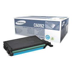 Toner do tiskárny Originální toner Samsung CLT-C6092S (Azurový)