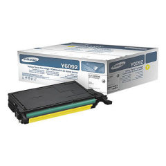 Toner do tiskárny Originální toner Samsung CLT-Y6092S (Žlutý)