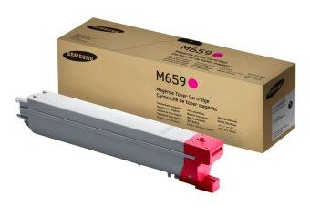 Originální toner SAMSUNG CLT-M659S (Purpurový)