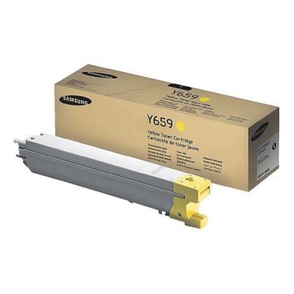 Originální toner SAMSUNG CLT-Y659S (Žlutý)