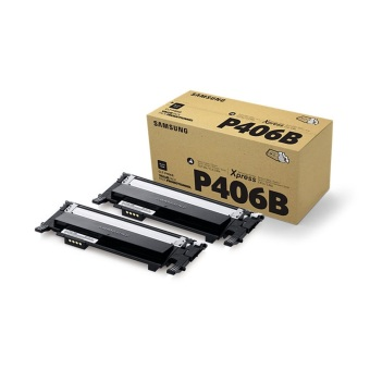 Originální toner SAMSUNG CLT-P406B (Černý) multipack