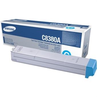 Originální toner Samsung CLX-C8380A (Azurový)